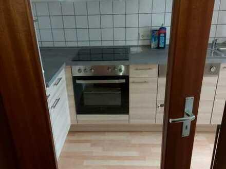 2 1/2 Zimmer Wohnung, Eigeltingen; neu renoviert, neue Küche und neues Bad, neue Böden
