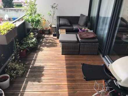 Moderne 3 Zimmer Wohlfühl-Wohnung, 5 Gehminuten Innenstadt, im 2. OG mit Balkon!
