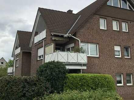 Gepflegte 3-Zimmer-Wohnung mit Balkon in Bad Nenndorf