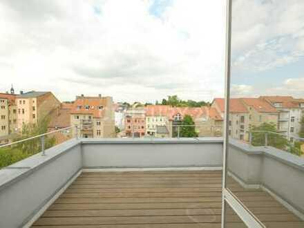 Traumhafter Blick über Bautzen von Ihrer Dachterrasse!