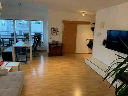 Helle 4-Zimmer Penthouse-Wohnung mit Dachterrasse in Ehingen (Donau)