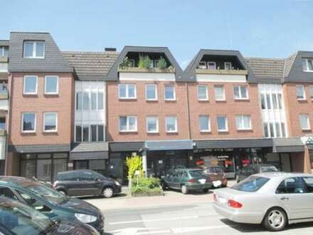 2 ZKB Dachgeschosswohnung mit EBK und 2 Balkonen zum 01.05.2019