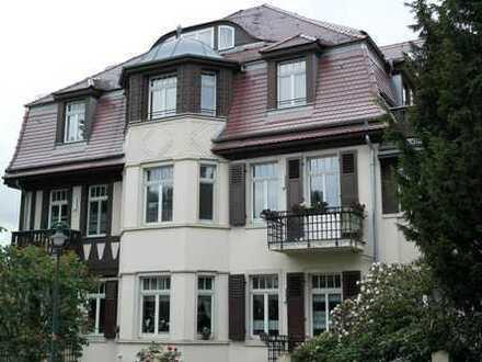 2-Zimmer-Wohnung mit Terrasse, in bester und ruhiger Lage am Weißen Hirsch