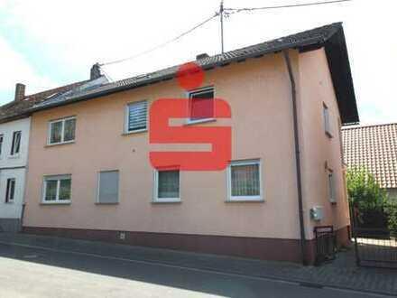 Gepflegtes Haus in Rheinhessen