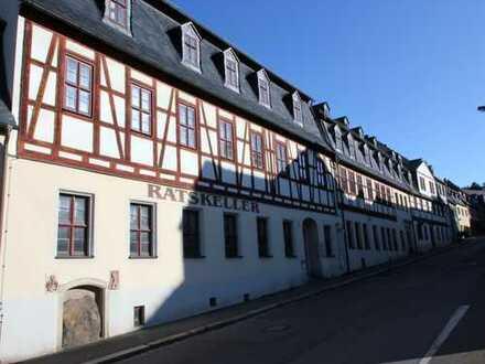 Einmaliges Gebäudeensemble zur privaten und gewerblichen Nutzung in Lichtenstein