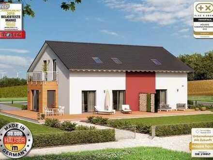 Bauen auch ohne Eigenkapital !!! Großzügiges Haus mit Einliegerwohnung !!!