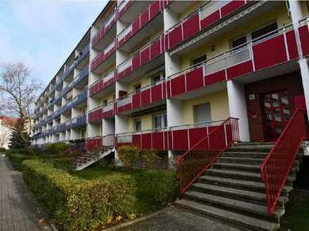 Gepflegte 3-Zimmer-Wohnung mit Balkon in Oranienburg