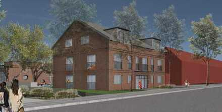 *Neubau-Wohnung * 3 Zi.-Whg, EBK, Dachterrasse, Dachgeschoss