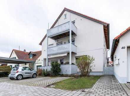 Top 3-Zimmer-Dachgeschosswohnung in Niederfeld