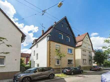 Kapitalanleger aufgepasst! 3-FH in Stuttgart-Zuffenhausen sucht neuen Eigentümer!