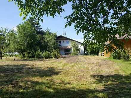 Modernisiertes EFH mit Bergpanorama im Grünen, 146qm Wfl, 95 NFl. Garage, Garten