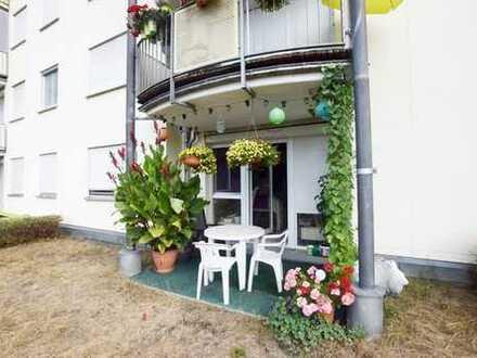 Attraktive Terrassenwohnung in fußläufiger Nähe zum Wasserschloss Klaffenbach!