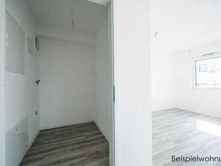Tolle barrierearme 3-Zimmer Neubauwohnung
