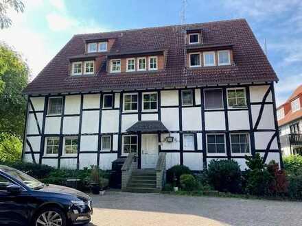 1-Raum Single-Appartement im Fachwerkhof in Bad Sassendorf-Lohne