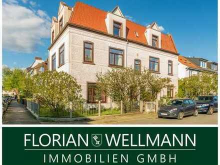 Bremen - Hastedt I 2.Zimmerwohnung mit traumhafter Dachterrasse