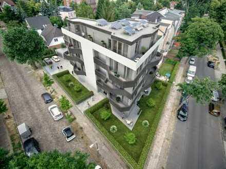 """3-Z.-Maisonette-ETW- Bauhaus-Neubau - """"Dichter-Viertel"""""""