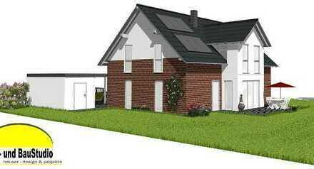 Exlusives Neubauvorhaben EFH mit 170m² Wfl. in Burgwedel - Engensen
