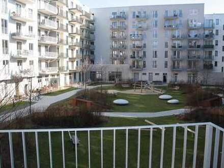 Erstbezug mit Einbauküche und Balkon: schöne 4-Zimmer-Wohnung in Altona-Nord, Hamburg