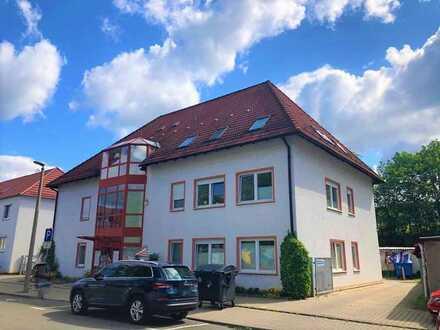 Provisionsfrei! Eingelaufene Praxis im Ärztehaus (Rothenbach) in Sömmerda zu vermieten!