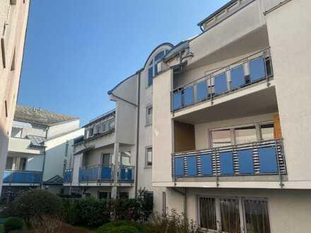 Dachgeschosswohnung in der Kernstadt von Rottenburg