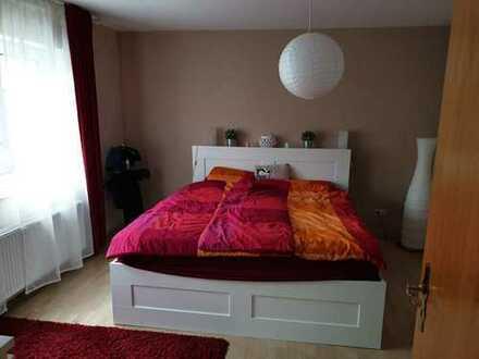 Ansprechende helle 3-Zimmer-Erdgeschosswohnung mit Terrasse in Wilnsdorf