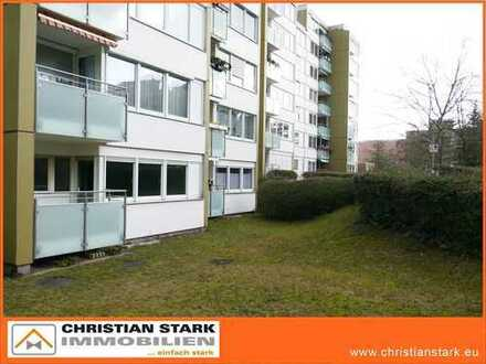 Verkauft! Eigennutz oder Kapitalanlage - 1,5 Zimmer-Wohnung mit Garage in Mainz Finthen!