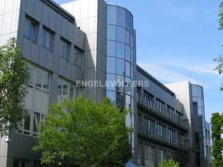 Helle Büroflächen im Business Center Ettlingen