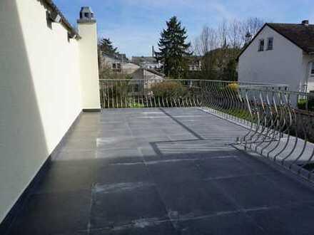 Schuch Immobilien - Kernsaniert - Luxuswohnung am Biebricher Schloßpark mit sonniger Terrasse