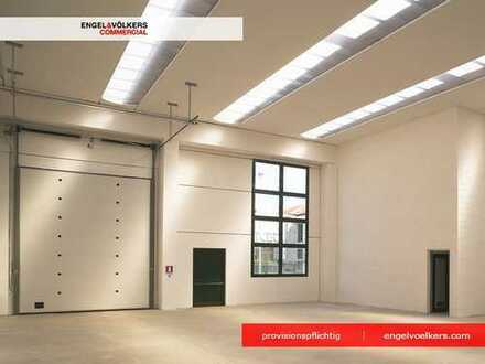 Heidelberg - Attraktive Hallenfläche mit Büro in optimaler Lage - Engel & Völkers Commercial