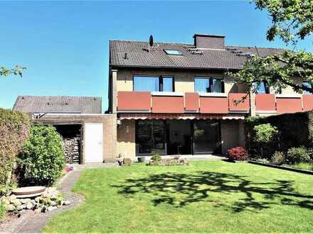 Wolbeck-Zentrum!! Doppelhaushälfte mit viel Platz für die Familie!!!