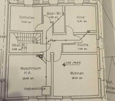 Schöne drei Zimmer Wohnung in Rhein-Sieg-Kreis, Niederkassel