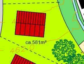 Voll erschlossenes Baugrundstück in Neubaugebiet 583 m²