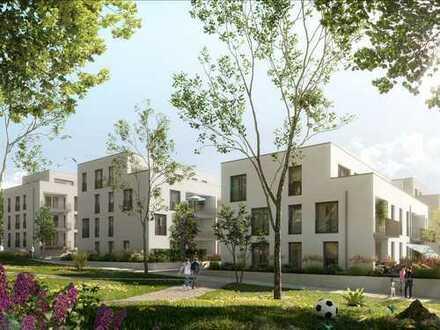 Clevere Kapitalanlage! Moderne 2-Zi.-Wohnung mit kleinem Garten in der beliebten Schwarzwaldsiedlung