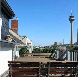 Loft-style in Hafen/Unterbilk: Visits on Saturday, Sep. 28th / Besichtigung am Samstag den 28.09