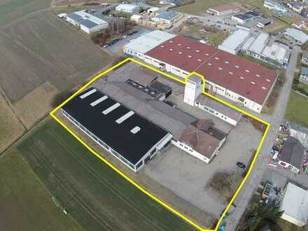 Hallen- Lagerfläche oder Produktion ab 100 qm, ab 3,00 €/qm ggf. mit Büro