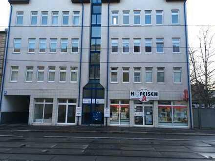Attraktives Zinshaus! Vermietetes Wohn- und Geschäftshaus in guter Lage von Halle an der Saale
