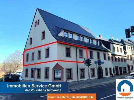 3-Zimmer Wohnung in zentraler Lage von Geringswalde