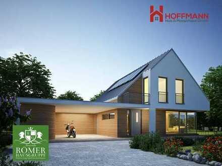 """n.Bbg: Top """"Römer"""" 2xDHH/EFH, ab 120m2 Wohnfläche, KFW55, schlüsselfertig - Top Grundstück"""