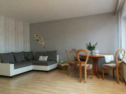 Helle 3-Zimmer-Wohnung mit großem Sonnenbalkon