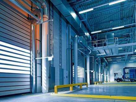 Provisionsfrei: Produktions-/Lagerhalle, ca. 2000 qm, LKW-Seitenentladung, nah zur A49/A7 bei Kassel