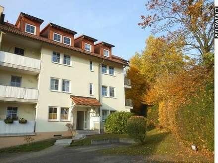 Schicke 2-Zimmer-Wohnung mit Balkon in Coburg-Creidlitz
