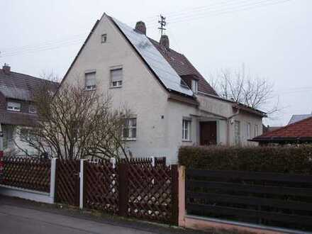 Einfamilienhaus in Mertingen