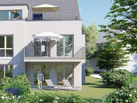 Vier- Zimmer Obergeschosswohnung (4) Balkon mit perfekter Süd-Lage...