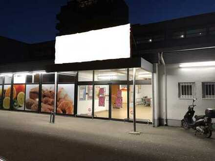 !!Traitteur-Immobilien-Gewerbefl. in Supermarkt zu vermieten/Gastronomie/ Bäckerei Genehmigung!