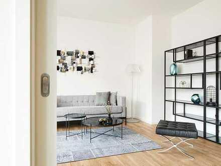 3-Zimmer-Wohnung in ruhiger Lage mit 2 Bädern!