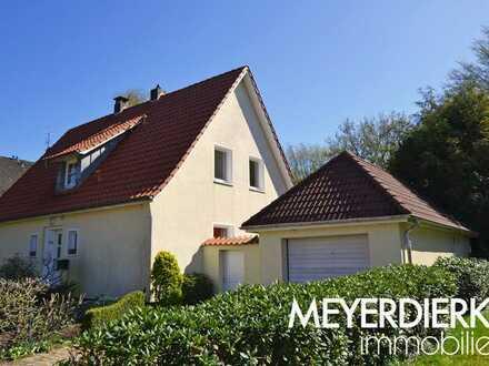 Seltene Gelegenheit: Einfamilienhaus mit großem Garten in Oldenburg-Gerichtsviertel
