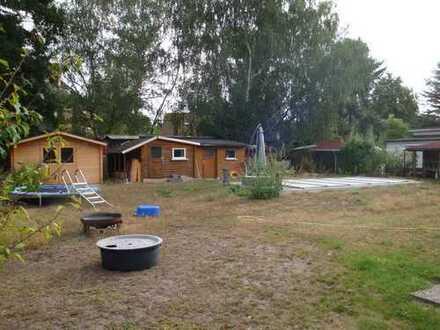 *Grünau*, nahe Teltowkanal und Dahme, tolles Grundstück für 2 Häuser oder Doppelhaus
