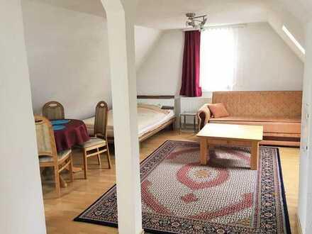 Tolle 1-Zimmerwohnung in S-Hedelfingen mit TV, offener Küche und Bad/Wc