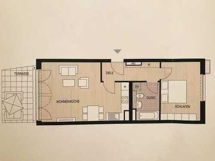 NEUBAU - 2 Zimmer Wohnung