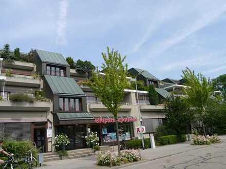 sonnige Penthauswohnung mit drei Terrassen,Tiefgarage freiwerdend zum 01.10.2019
